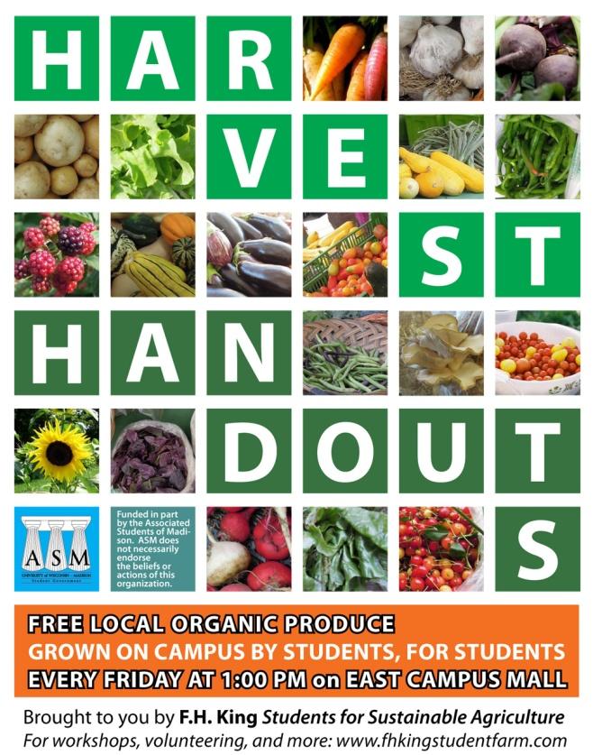 Harvest Handouts Letter Size